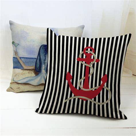 nautische kussens online kopen wholesale nautische decoratieve kussens uit