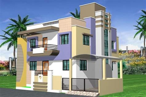 indian duplex house photos