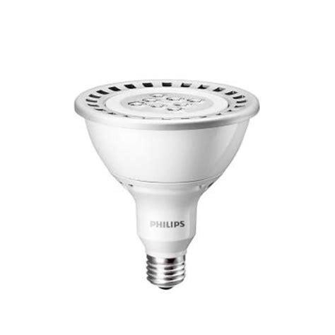 Philips 120w Equivalent Daylight 5000k Par38 Dimmable Led Light Bulbs 5000k