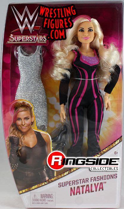 natalya wwe girls fashion dolls  accessories toy