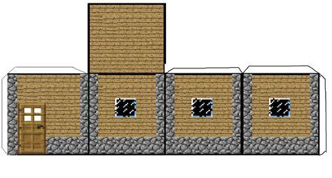 Printable Minecraft House Instructions | alice in wonderland gra minecraft