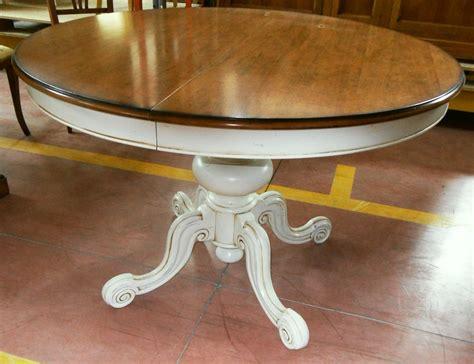 tavolo rotondo allungabile tavolo rotondo allungabile scontato 50 tavoli a