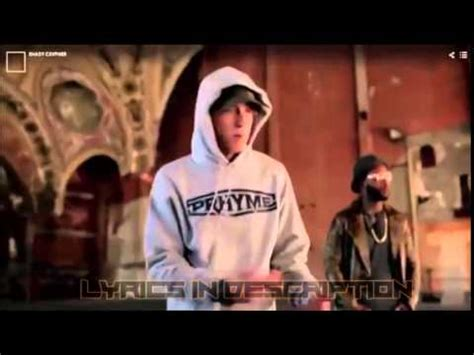 eminem xv cypher lyrics eminem shady xv cypher video lyrics eminems verse only