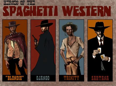 film cowboy in italiano a beginner s guide to spaghetti westerns flavorwire