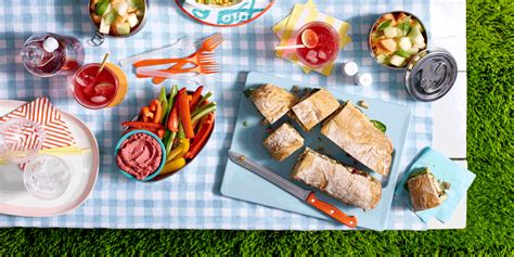 30 best picnic food ideas easy picnic basket recipes
