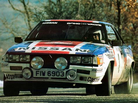nissan group nissan 240 rs group b