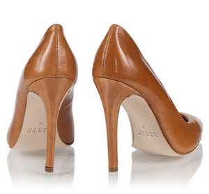 camel colored pumps logan camel vitello leather single sole pointed pumps