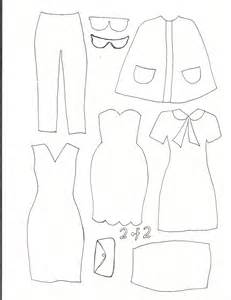 felt dress up doll template smile and wave dress up felt board tutorial and template