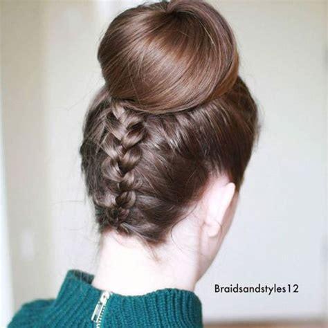 summer hairstyles buns 15 easy summer hairstyle bun 2016 modern fashion blog