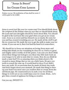 church house collection blog ice cream cone quot jesus is
