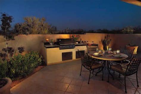 outdoor kitchens tucson az sonoran gardens inc new