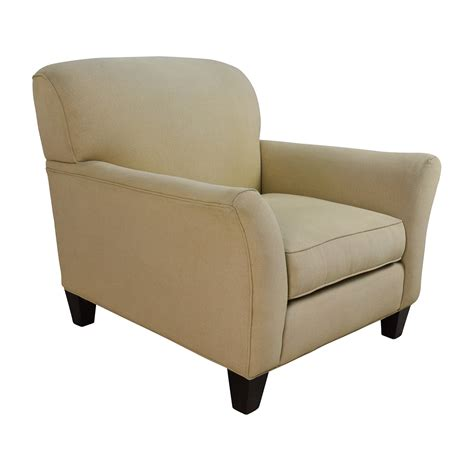accent sofa 90 off rowe furniture rowe furniture capri beige sofa