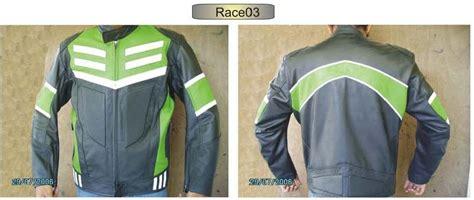 Jaket Semi Kulit Wanita Crft 012 busanaku jaket kulit racing model race 03