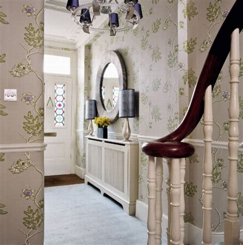 home design ideas hallway hallways and stairs decorating tips utilizing empty space
