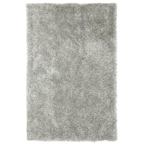 home decorators collection city sheen silver polyester 8