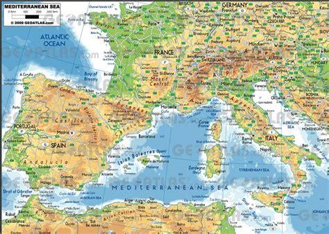 map of mediterranean mediterranean quotes quotesgram