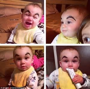All About The Brows Baby 2 by I Left My Husband In Charge For Two Minutes Drawing