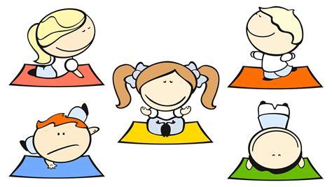 imagenes animadas yoga yoga para ni 241 os y ni 241 as el yoga en la escuela vol 1