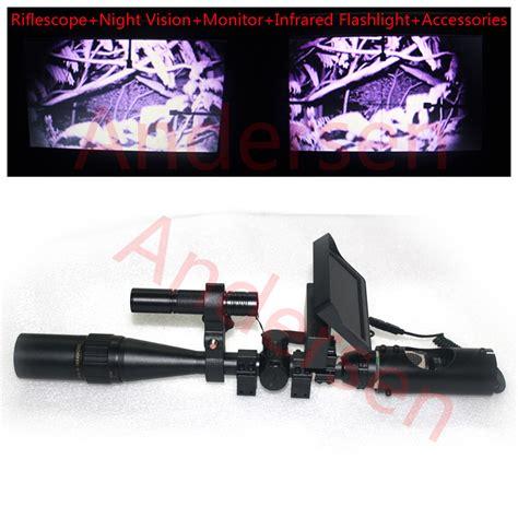 Senter Inframerah buy grosir vision riflescope from china vision riflescope penjual