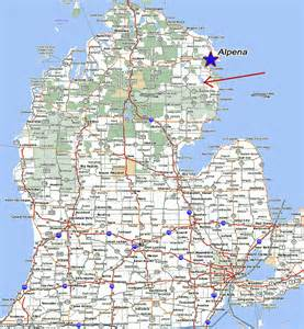 Detailed Map Of Michigan by Detailed Map Of Lower Michigan Video Search Engine At