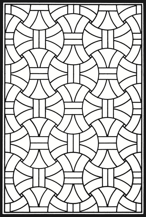coloring book for adults stress relieving stained glass welcome to dover publications
