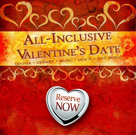 valentines day vacation packages utah readers only 89 00 for an all inclusive s