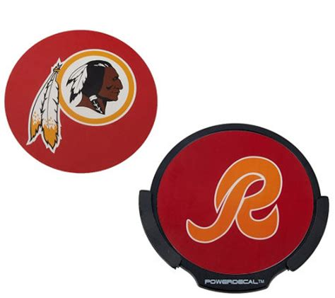 nfl motion activated light up decals nfl motion activated light up decals w 2 inserts by lori