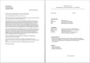 Bewerbungsbrief Franzosisch Muster Bewerbungsschreiben Muster Bewerbungsschreiben F 252 R Ausbildung