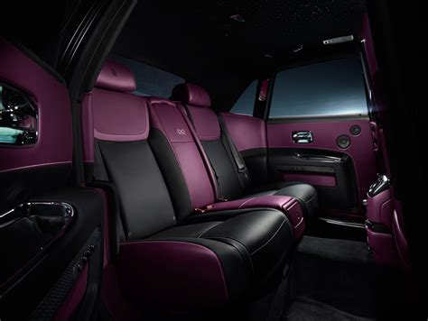 rolls royce ghost interior 2016 интерьер rolls royce ghost quot black badge quot 2016