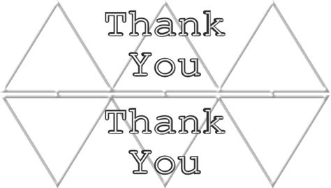 templates for thank you cards half fold thank you half fold card 11