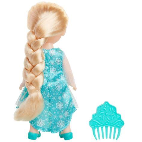 disney frozen petite elsa doll toys dolls bm