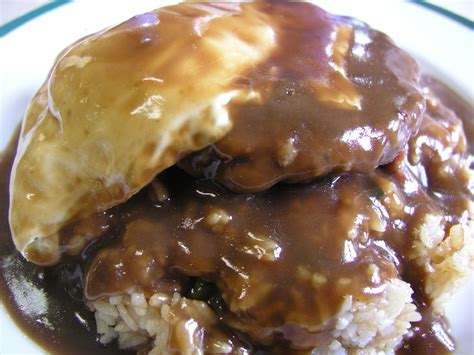 food network mag discovers hawaii s loco moco here are