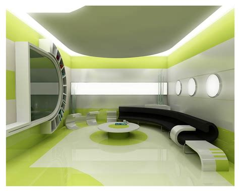 green room green interior designs for modern and classical home
