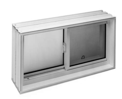 slider basement window available in 10 sizes 3 thicknesses
