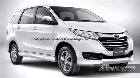 Toyota Avanza 2015 2015 Toyota Avanza Facelift Will Be Unveiled In Indonesia