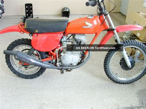 motocross mini bike honda xr or crf mini bikes for sale bike finds every used