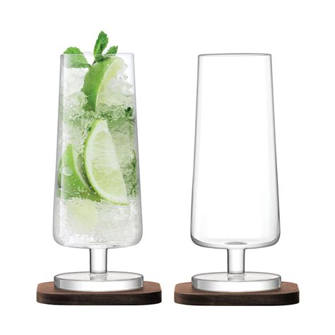 Bar Drinkware Lsa S City Bar Glassware Collection