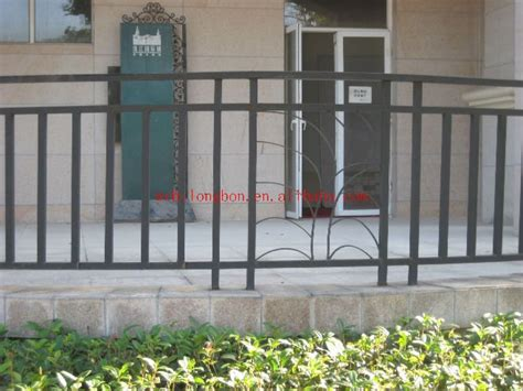 Modern Wrought Iron Gates And Fences Newest Modern Wrought Iron Garden Border Fence View
