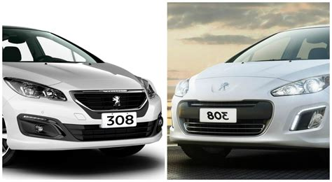 peugeot 308 models older peugeot 308 and 408 models get a 2016 facelift in