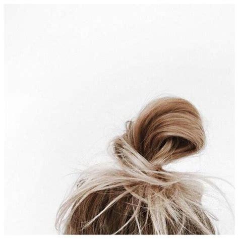 ambray hair bun topknot hair ambray shorthair mediumlengthhair