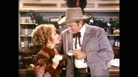 matt dillon and miss kitty relationship gunsmoke quot merry christmas cowboy quot youtube