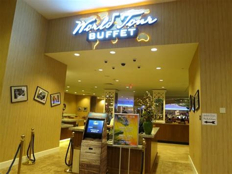 margaritaville world tour buffet bossier city la
