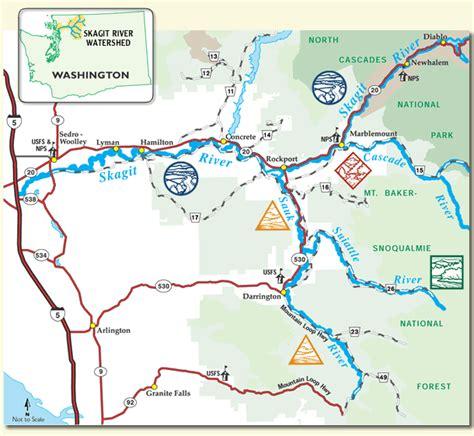 skagit river fishing map quot rumhamming quot and quot stalcupping quot the skagit river with dryer