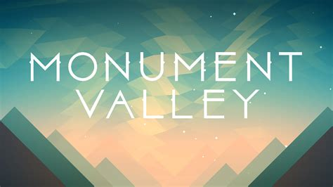 wallpaper monument valley game monument valley full hd wallpaper and background