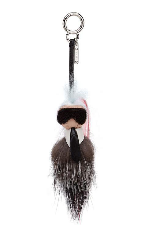 Keychain Fendi Karlito Bob Real Fox Fur you can now pre order fendi karlito bag bugs