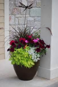 25 best ideas about flower planters on