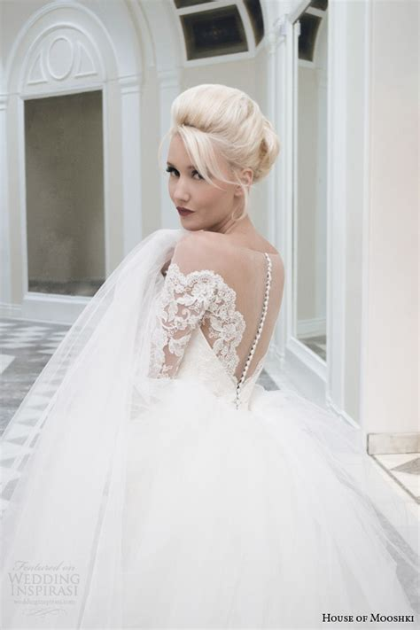 house of mooshki fall 2014 wedding dresses wedding inspirasi