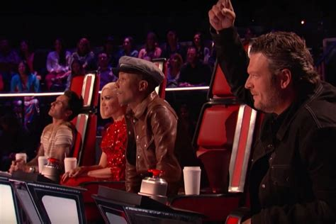 the voice 2015 premiere recap smith sings quot the country feud is real on the voice season 9 premiere recap