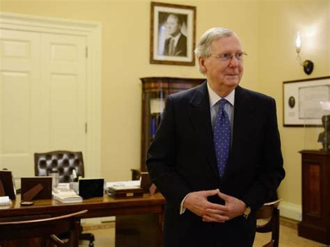 Who Is The Majority Leader Of The House Of Representatives by Mcconnell Takes The Reins As Senate Majority Leader