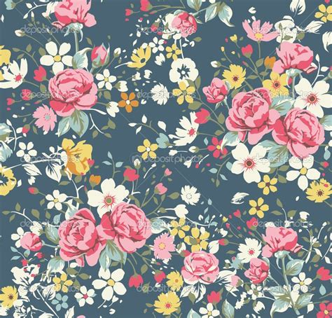 pattern flower tumblr floral print background tumblr quotes tumblr floral print